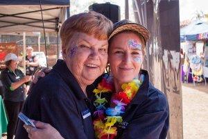 Samford Grove Retirement Village - Spring Fete - Bev & Tammie