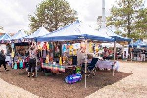 Samford Grove Retirement Village - Spring Fete - stalls