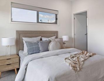 Samford Grove Display Villa - Master Bedroom