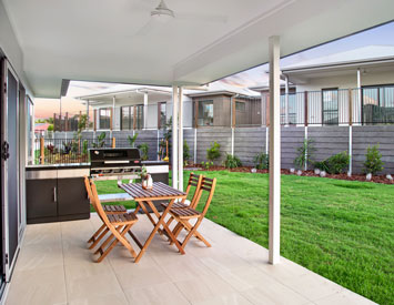 Samford Grove Display Villa – Outdoor Entertaining