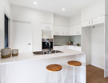Samford Grove Display Villa – Kitchen