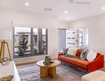 Samford Grove Display Villa – Lounge