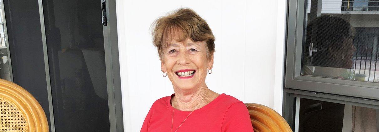 Margaret Crombie - Samford Grove Retirement Village