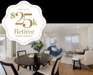 Retiree Home Bonus